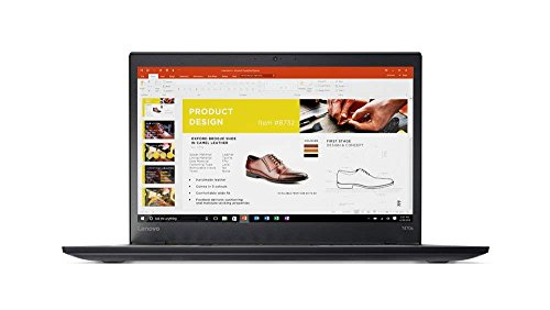 """Lenovo ThinkPad T470s 2.70GHz i7-7500U Intel® CoreTM i7 di settima generazione 14"""" 1920 x 1080Pixel Nero Computer portatile"""
