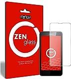 ZenGlass Nandu Pellicola Protettiva in Vetro Compatibile con Nokia Lumia 630 I Protezione Schermo 9H