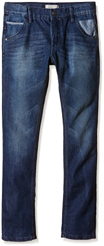 NAME IT Jungen Jeanshose nitROSS WIN K REG/SLIM DNM PANT NOOS, Gr. 92, Blau (Medium Blue Denim)