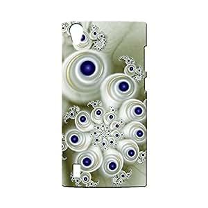 BLUEDIO Designer Printed Back case cover for VIVO Y15 / Y15S - G5955