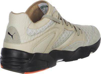 PUMA Blaze Crockhunter Hommes Sneaker Beige 361833 02 Blanc