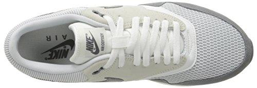 Scarpe Nero Basse Bianco Nike Da Ginnastica Odissea Uomo wiess 8vwqxE