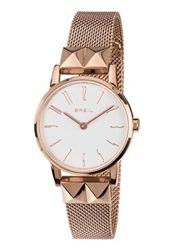 Breil orologio analogico quarzo donna con cinturino in acciaio inox tw1709
