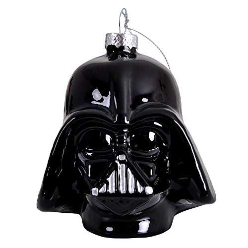 Stars Wars Darth Vader - DARTH-VADER-STAR WARS- Glaskugel, Christbaumschmuck für den