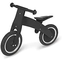 Pinolino 239488 - Triciclo de madera, diseo pirata, color negro [importado de Alemania]