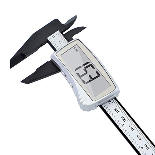FULANTE Kunststoff elektronische Digitale Messschieber, Großbild-Messschieber 0-150 Digitale Messschieber, Messschieber Messlineal