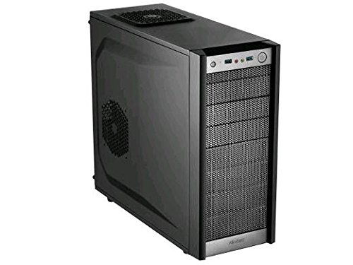 Antec One Gaming Series Mid-Tower PC-Gehäuse (Mini-ITX, 2 x USB 3.0) (Mid-tower-gehäuse Mini-itx)