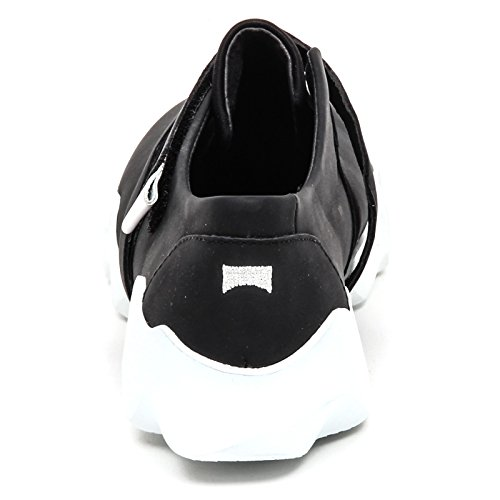 Camper D8844 (sans Boîte) Sneaker Donna Nero Scarpe Chaussure Femme Nero