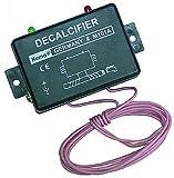 Kemo Electronic - ANTICALCARE DECALCIFICATORE MAGNETICO ELETTRONICO TUBAZIONI 12V DC
