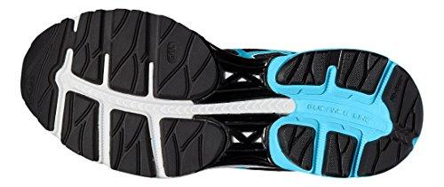 Asics Gel-Pulse 8, Chaussures de Course pour Entraînement sur Route Femme Noir
