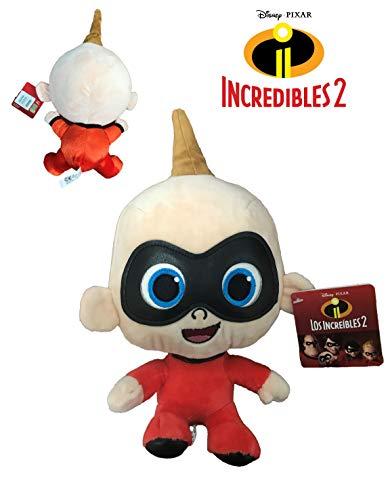 INCBLE Die Unglaublichen (The Incredibles) - Plüsch Jack Jack 25cm Qualität Super Soft