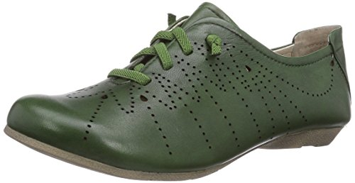 Josef Seibel Fiona 07, Baskets Basses femme Vert - Grün (971 244 india)