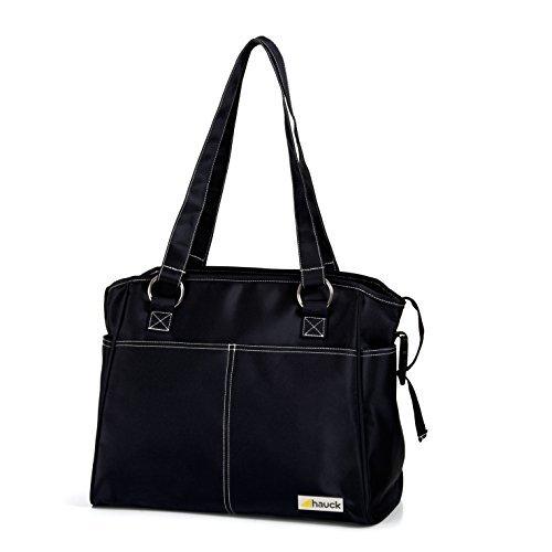Preisvergleich Produktbild Hauck 524107 Changing Bag City - Black