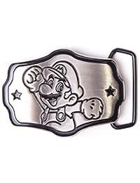 Nintendo - Super Mario Belt Buckle / Riem