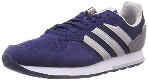 reputable site a6c90 6072d adidas 8K, Zapatillas de Running para Hombre, Azul Dark Blue Grey Two F17