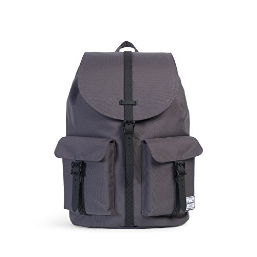 Herschel Supply Company Dawson Casual Tagesrucksack Charcoal/Black