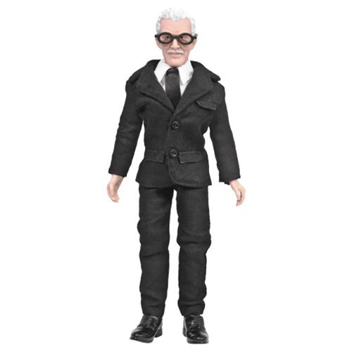 Action Figuren – Batman TV 1966 # 4 Alfred in Anzug 20,3 cm bmtv015 (Alfred Batman Figur)