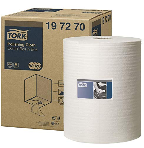 Tork Polishing Combi Rol Reinigingsdoek W1/W2/W3