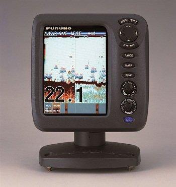 Furuno Fcv627 Fcv627 ecoscandaglio con 5.6' LCD a colori, 600W di potenza, 50/200Khz, e in basso la discriminazione. Senza trasduttore.