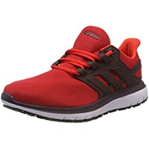 zapatillas rojas hombres adidas