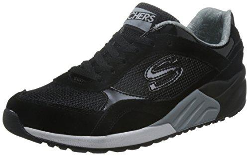 Skechers Damen Sneakers OG 95 Great Heights Schwarz Black (BLK)