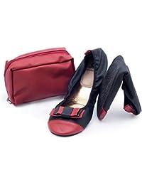 7b670158d31 CatMotion Zapatos cómodos plegables en su bolso