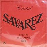 590 Savarez Timple Canario Set - Jeu De Cordes