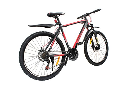 cosmic eldorado 1.0l 21 speed mtb bicycle black/red-premium edition Cosmic Eldorado 1.0L 21 Speed MTB Bicycle Black/Red-Premium Edition 41ohl9Iq96L