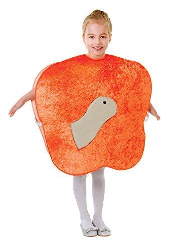 Jungen GIANT Pfirsich + Wurm Kostüm für Buch Woche James Dhal Fancy Kleid Outfit (Kostüme Wurm)