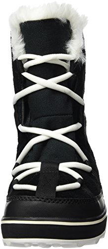 Sorel Glacy Explorer Shortie, Stivali da Neve Donna Nero (Black)