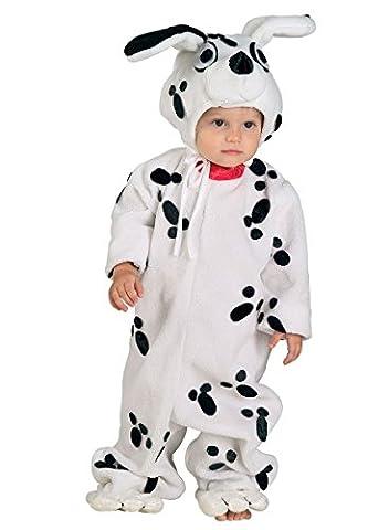 Baby Kostüm Dalmatiner, Kleinkinderkostüm Dalmatiner, Größe:74 (Dalmatiner-kostüm Für Kleinkind)