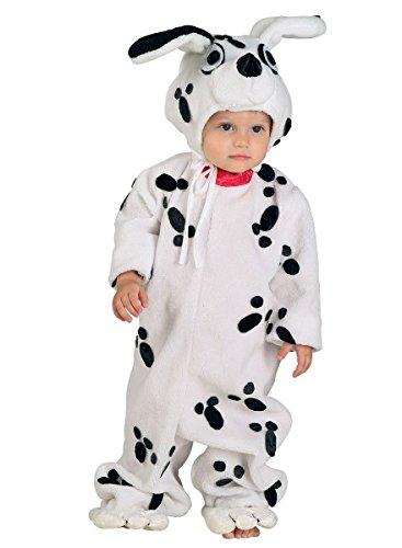 ner, Kleinkinderkostüm Dalmatiner, Größe:74 (Dalmatiner-baby-kleidung)