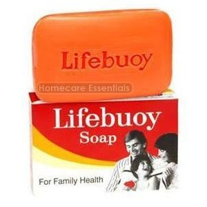 Lifebuoy Soap 3 x 85g bars