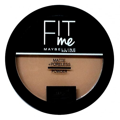 Maybelline Mineral Powder Make-up (Maybelline Fit Me Matte + Poreless Powder 8.5g - 330 Toffee)