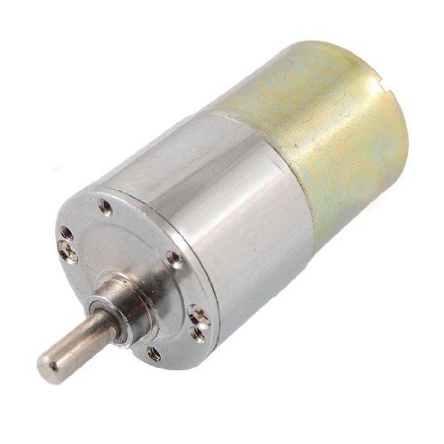 Sourcingmap - Motore 10 rpm diametro 37 millimetri velocità di