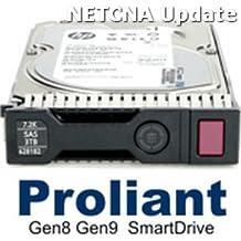 NETCNA 533871-002 - Producto compatible con HP G8 G9 (450 GB, 6G, 15 K, 3,5)