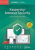 Kaspersky Internet Security 2019 5 Dispositivi | 1 Anno