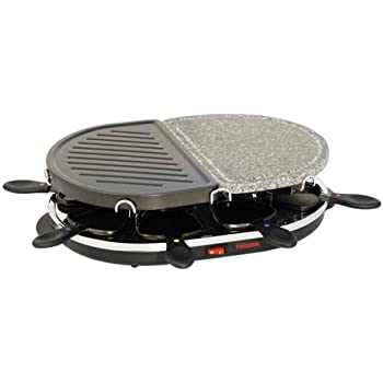 Tristar RA-2946 Raclette, Grill a Pietra