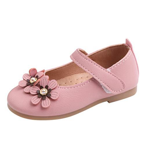 Baby Prinzessin Schuhe, mädchen Festliche Kinder Ballerinas Schuhe für Partys und Freizeit in vielen Halbschuhe Damen kostüm Ballerina Festliche Taufschuhe Schuhe (Clown Ballerina Kostüm)