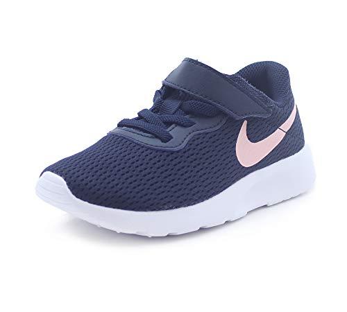 Nike818383 020-859616 700 Jungen, Grau (Obsidian/Bleached Coral/White), 23 EU