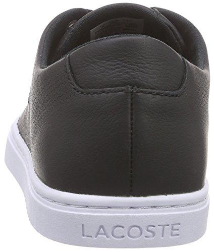 Lacoste Showcourt Lace 116 1, Scarpe da Ginnastica Donna Nero (Black (024-Black))