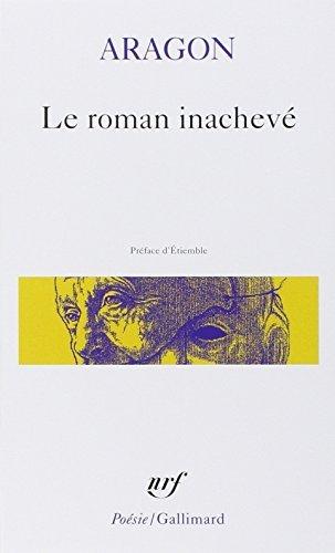 Le Roman Inachev?? by Aragon (1966-06-01)