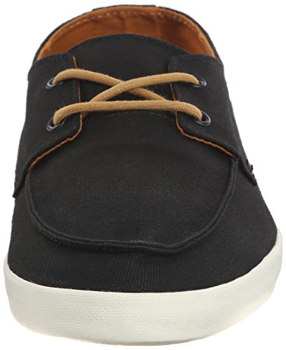 Reef Deckhand Low, Chaussures bateau homme Noir