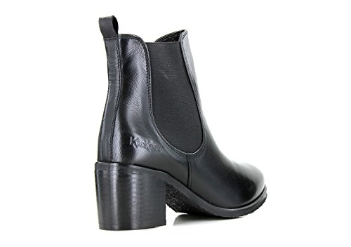 KICKERS CATHE - Bottines / Boots - Femme Noir