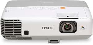 Epson EB-925 Vidéoprojecteur 3 LCD 1024 x 768 USB/RJ45/VGA/HDMI Blanc/Gris