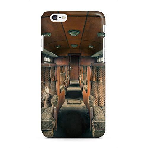 artboxONE Apple iPhone 6 Premium-Case Handyhülle Holzklasse von Michael Schwan