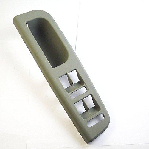 Gris Lève-vitre Interrupteur Façade caoutchouc Kulisse intérieur Poignée de porte 3b1867171e neuf pour Golf Kombi Golf IV PASSAT VARIANT