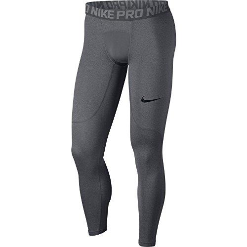 Nike M NP Tght Pantalon Largo, Hombre, Carbono Jaspeado/Gris Oscuro/Negro, XL