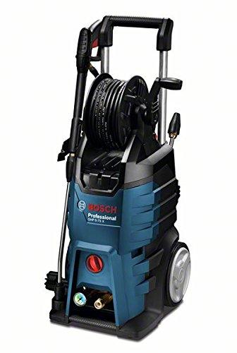 Bosch Professional Nettoyeur Haute Pression GHP 5-75 X (avec enrouleur de flexible) - 0600910800 - 2600W - 185 Bars