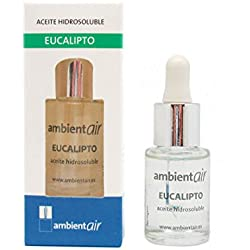 Ambientair HD015ECAA - Aceite hidrosoluble, aroma eucalipto, 15 ml